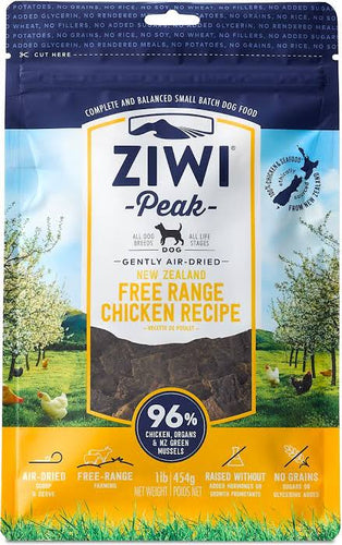 Ziwi Peak Free Range Chicken 454g