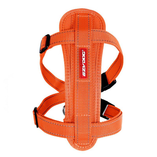 Ezydog Chest Plate Harness Orange