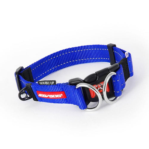 Ezydog Double Up Collar Blue