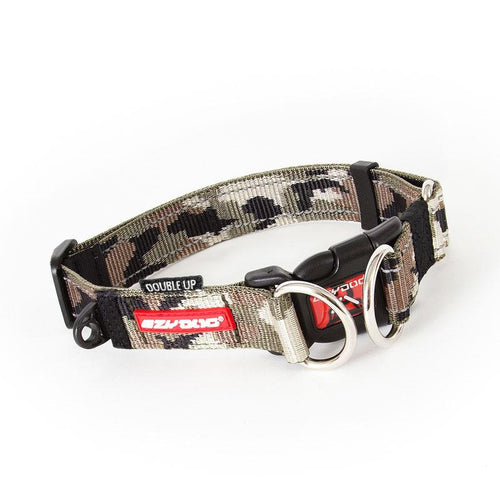 Ezydog Double Up Collar Camouflage