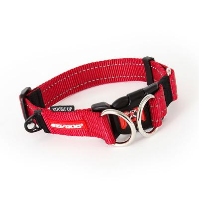 Ezydog Double Up Collar Red