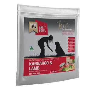 Kangaroo & Lamb - Meals for Mutts