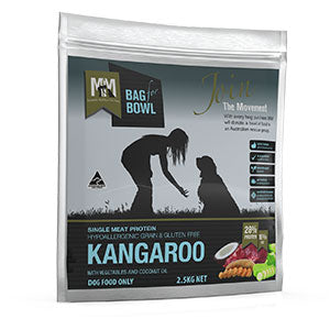 Kangaroo Single Meat Protein - Meals for Mutts