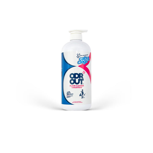 Floor Cleaner Concentrate 1ltr