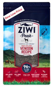 Ziwi Peak Venison for Dogs 2.5kg