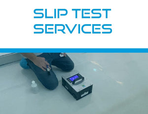 Slip Test Services | FREE QUOTE - Walkway Management Group, Inc.