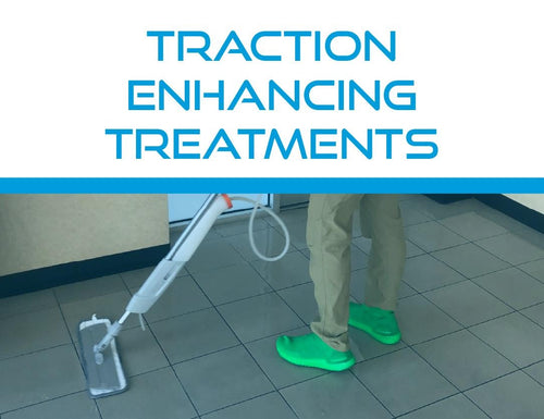 Traction Enhancing Treatment | FREE QUOTE - Walkway Management Group, Inc.