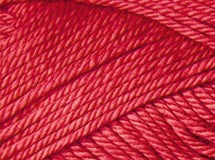 Patons Cotton Blend 8ply - Bright Red