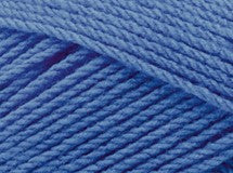 Patons Cotton Blend 8ply - French Blue (Discontinued)