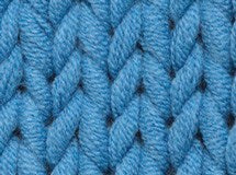Panda Soft Cotton Chunky 14ply -  French Blue