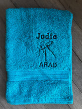 Load image into Gallery viewer, Andrea Rowsell Academy of Dance - Personalised Sports Towels - Custom Order