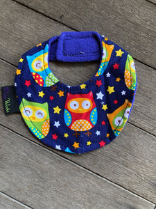 Pixie Winks Doll Rounded Bibs