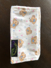 Load image into Gallery viewer, Reusable Baby Wipes - Pack of 6