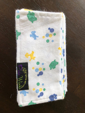 Reusable Baby Wipes - Pack of 24