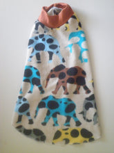 Load image into Gallery viewer, Dog Coats (for larger dogs) Small size - Approx 55cm from collar to tail