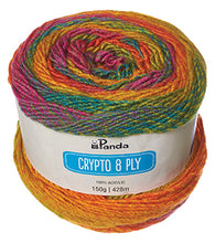 Load image into Gallery viewer, Panda Crypto 8ply -  Gypsy 003