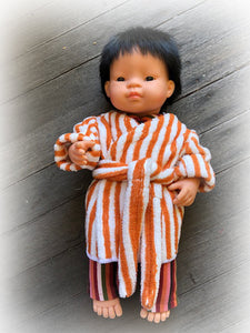 Pixie Winks Doll Pyjamas/Robe