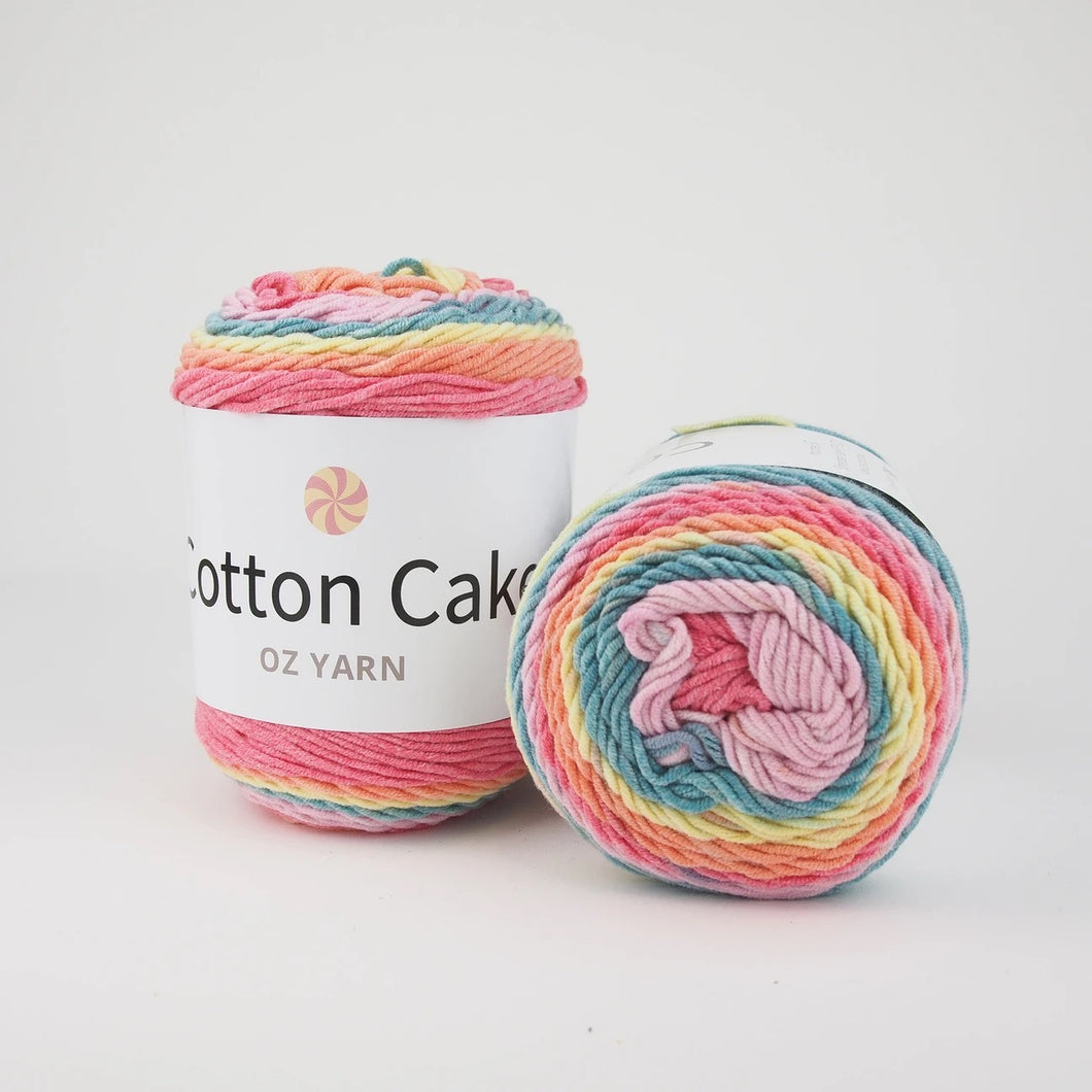 Oz Yarn Cotton Cake - Confetti - 38