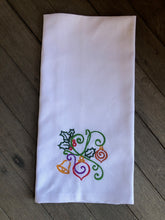 Load image into Gallery viewer, Christmas Embroidered Tea Towels by Pixie Winks