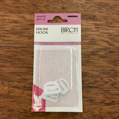 Birch Bikini Hook 4 pack