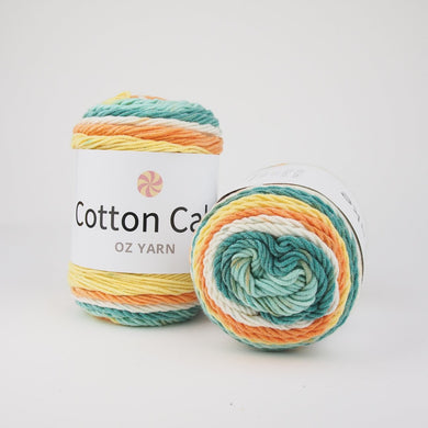 Oz Yarn Cotton Cake - Summer - 37