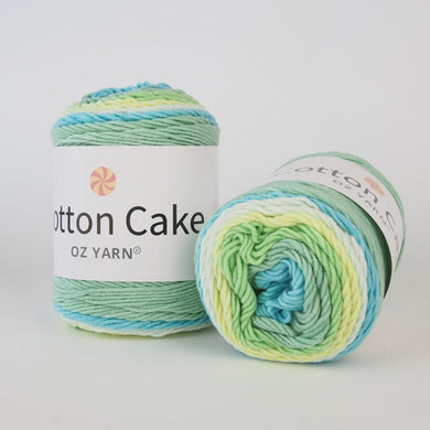 Oz Yarn Cotton Cake - Spearmint - 28