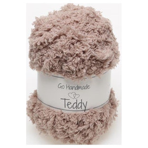Go Handmade - Teddy - Brown 17318