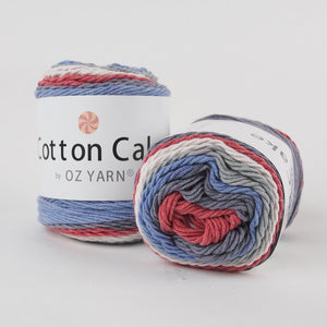 Oz Yarn Cotton Cake - Americana- 21