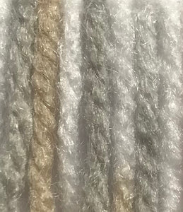 Heirloom Dazzle 8ply - Neutral Multi 086284