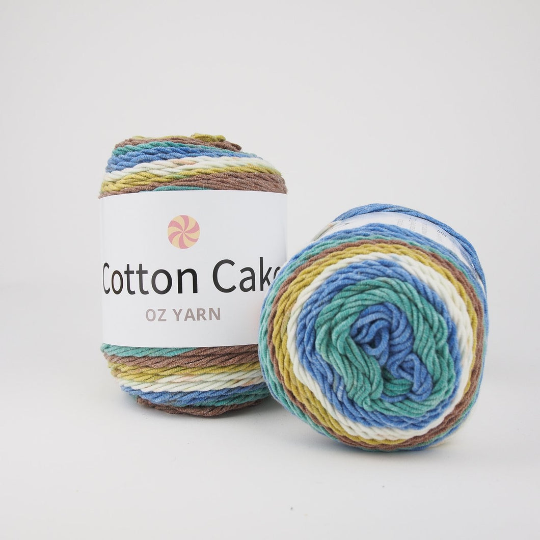Oz Yarn Cotton Cake - Vintage - 35