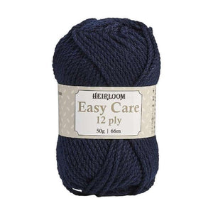 Heirloom Easy Care 12ply - Ink