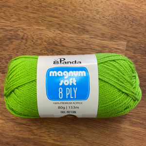 Panda Magnum Soft 8ply - Tree Frog 4420