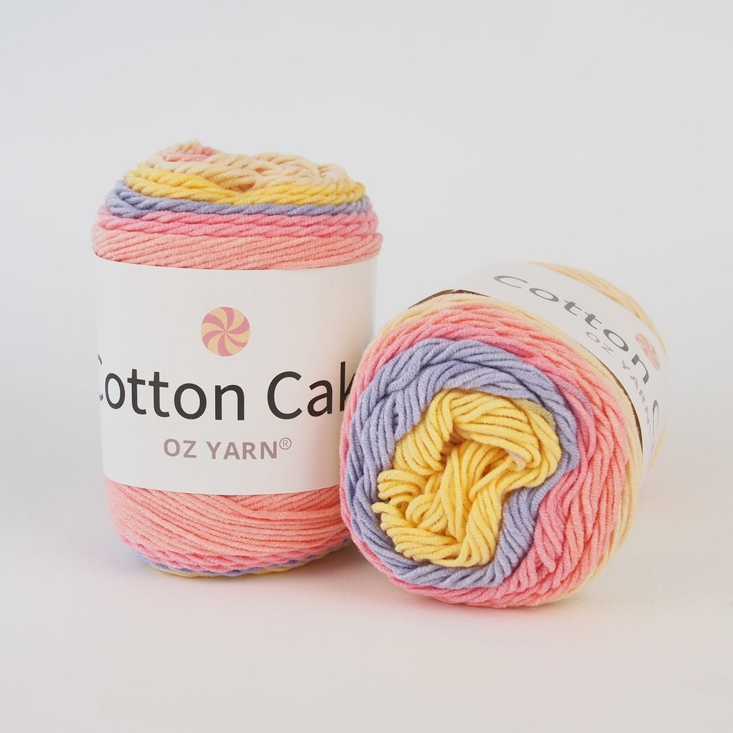 Oz Yarn Cotton Cake - Pretty in Peach - 30