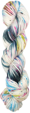 Cleckheaton Brushstrokes Hand Dyed 5ply - Imagine