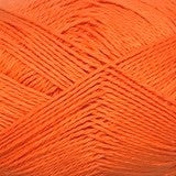 Heirloom 100% Cotton 4ply - Soft Orange 1904139
