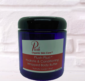 Plush Plus!© Hydrate & Condition Whipped Body Butter