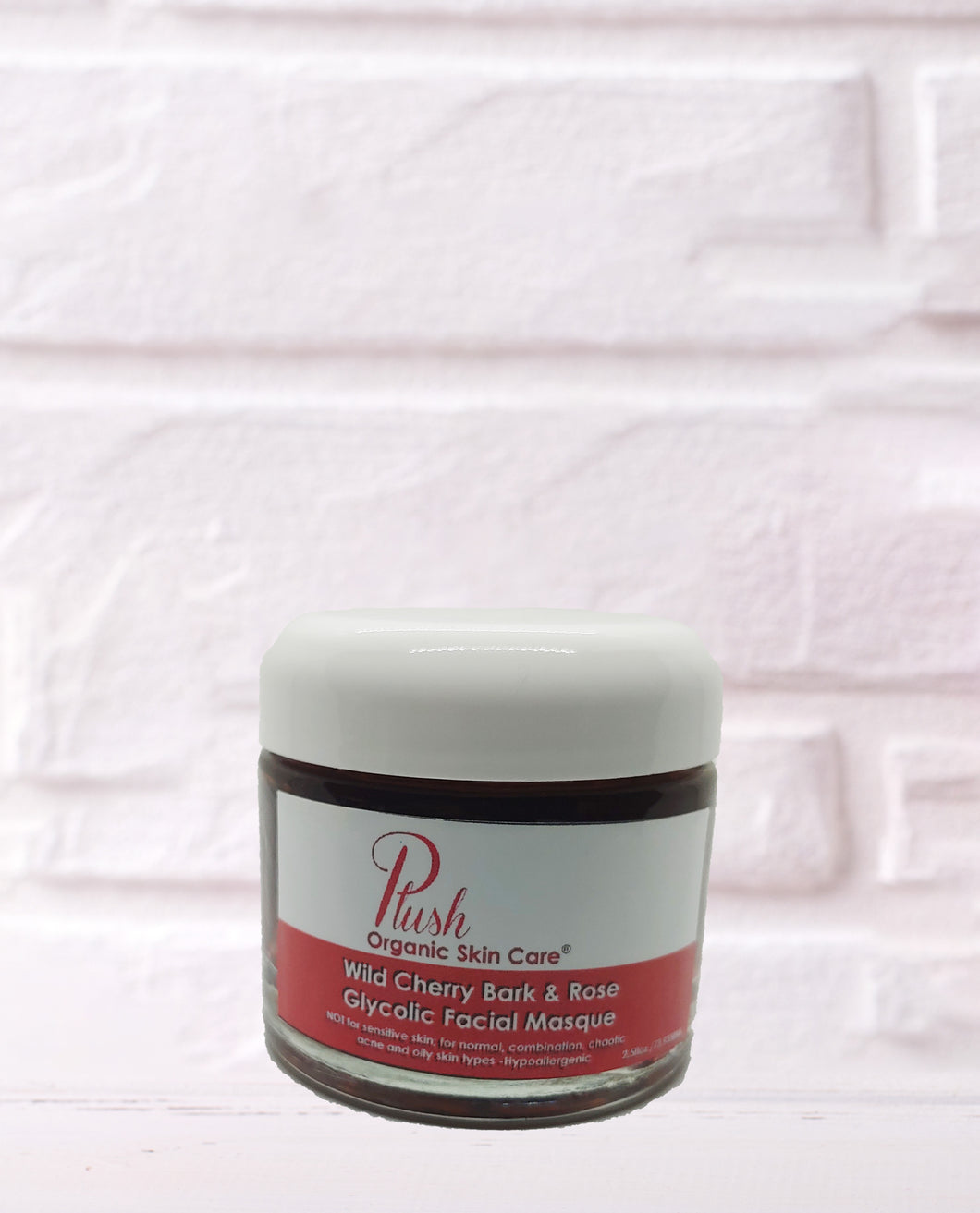 Wild Cherry Bark & Rose Glycolic Masque
