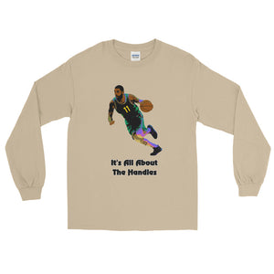 """Handles"" Long Sleeve T-Shirt"