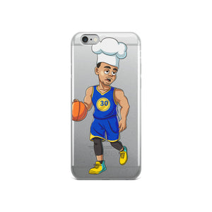 """Chef Curry"" iPhone Case"