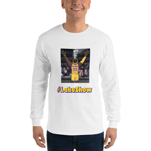 """LakeShow"" Long Sleeve T-Shirt"