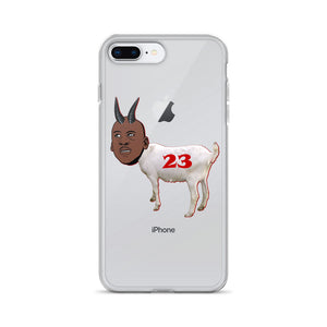 """GOAT"" iPhone Case"