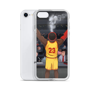 """Long Live The King"" iPhone Case"