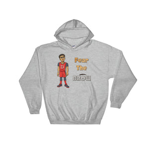 """Fear The Brow"" Hoodie"