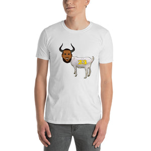 """LeGOAT"" Short Sleeve T-Shirt"