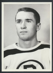 Original Dallas Smith Boston Bruins Team Press Photo 1961  Vintage NHL Hockey