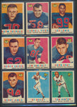1959 Topps CFL Football Complete Set of 88 Cards Great Cond Jackson Parker Mosca
