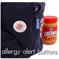 peanut allergy alert protection