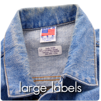 shirt clothing labels