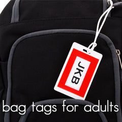 Bag Tags for Adults