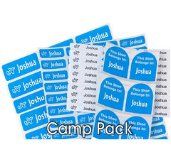 Camp Labels Pack